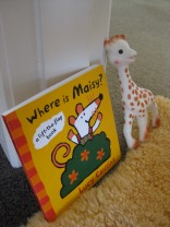 Poppy's Favourite Book