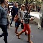 The Girls in Melbourne
