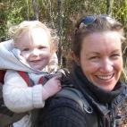 Poppy & Larni - Mt Wellington