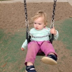 On the swing