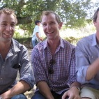 George, Will & Nick