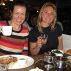 Larni & Chezi and The European - Melbourne