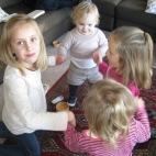 Molly, Poppy, Lucy & Jess