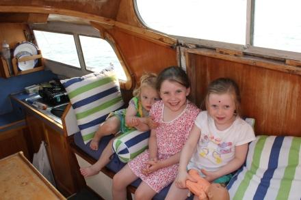 Poppy, Meg & Emily