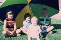Cath, Larni, Greg & Robyn