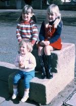 Cath, Robyn & Larni at Ross