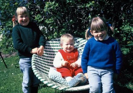 Robyn, Larni & Cath