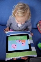 Peppa Pig - our saviour!