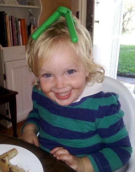 Poppy's Smile