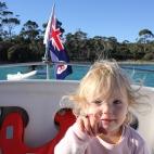 Poppy in Riedle Bay