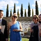 Chris, Sam, Jen & Manni