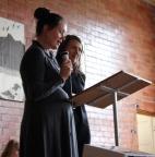 Larni & Rob's speeches