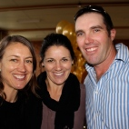 My sisters & brother - Rob, Cath & Greg