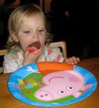 Mmm ... cake!