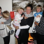 Mum's with their 2 year olds!