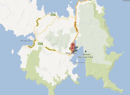 Stewarts Bay - Tasmania
