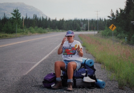 Hitching through the Yukon