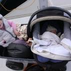 Dubious child transport!
