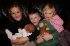 Cousins - Nina, James, George & Poppy
