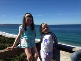 Bruny Island Isthmus Lookout