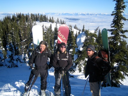 Rossland Backcountry - Canada