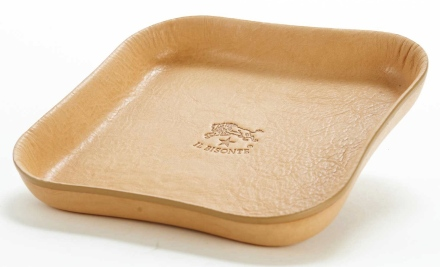 Leather Trinket Tray