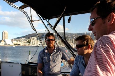 Chris, James & Nick