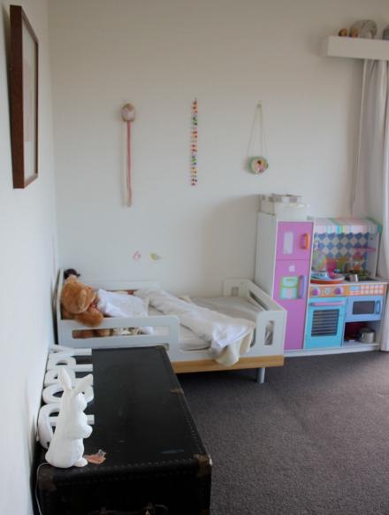 Poppy's Bed