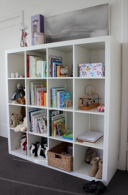 IKEA Shelf Details