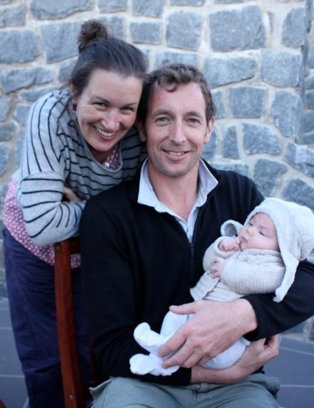 Mum, Dad & James