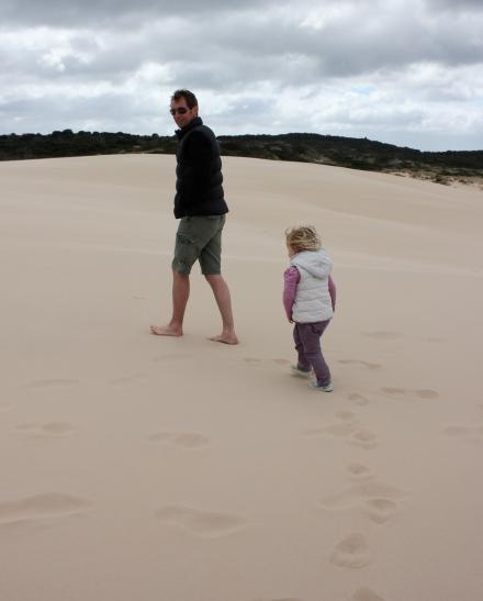 Perron Dunes