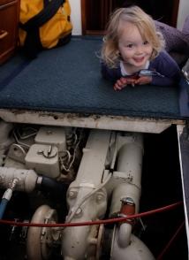 Engine Girl