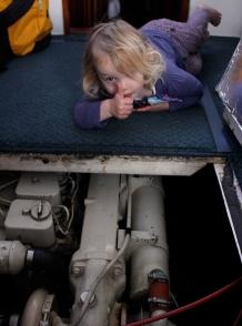 Engine all OK mate!