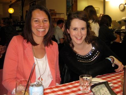 Alicia & Melissa