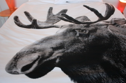 Moose By Nord Duvet Cover