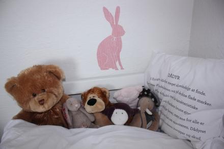 Deer Doona & Cushion