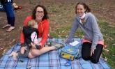 Clare, Nina & Jen