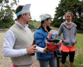 Rob, Manni & Jen