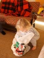 Old school santa bag
