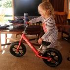 ... a balance bike
