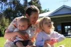 Larni, James & Poppy