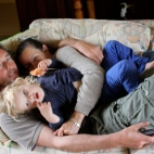 Nick, Poppy & Larni