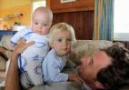 Blue eyed cousins