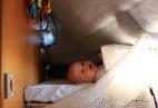 Jimmy's little bunk