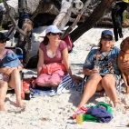 Larni (me), James, Leesa, Jacinta & Maisy