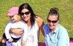 Poppy, Cath & me