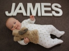 James - 6 months old