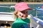 Poppy on Australia Day