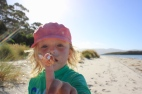 Australia Day at Butlers Beach