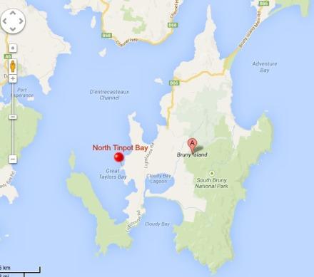 North Tinpot Bay